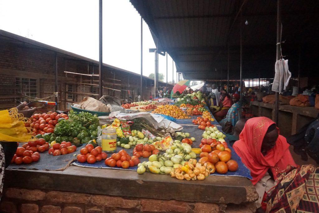 Rwamagana market